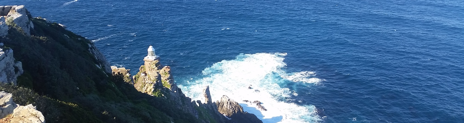 Cape Point Nature Reserve New Light House